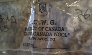 Canadian Coop Wool