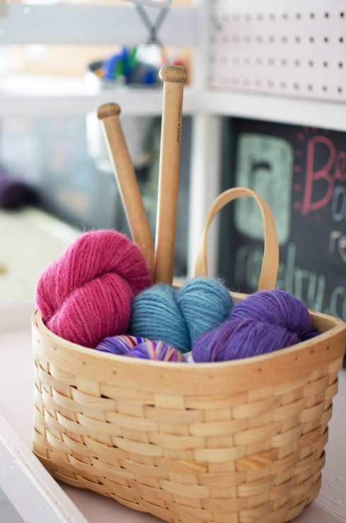 Learn to knit class starting Nov. 23