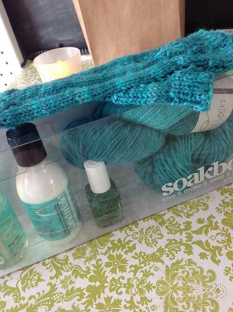 Soakbox Lace Kelly