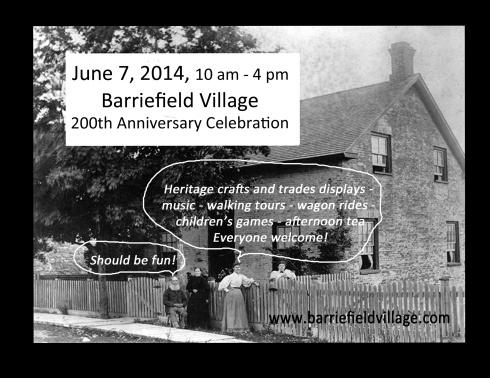 Shop the yarn truck in Barriefield 7 June